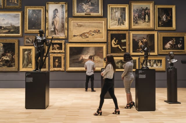 Melbourne art gallery