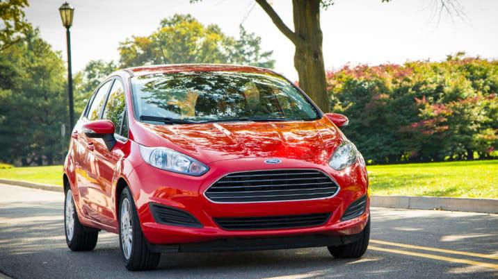 Ford Fiesta EcoBoost 1.0-liter