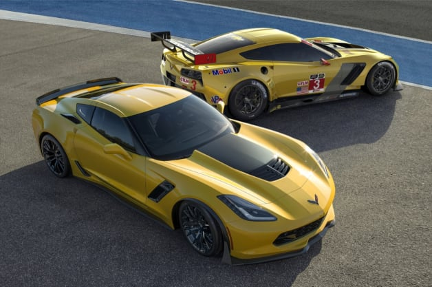 Supercharged 2015 Chevy Corvette Z06 takes the C7 beyond the
