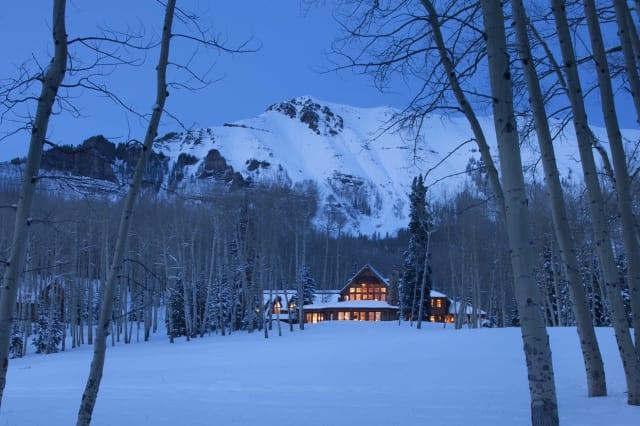 Tom Cruise puts Colorado ski lodge on market for $59m