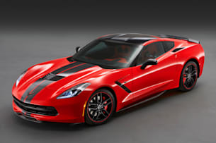 Corvette Stingray Coupe Pacific Concept