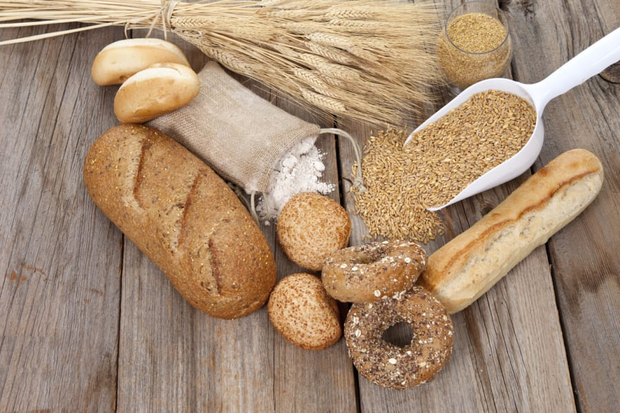 Wheat is a common cause of food/exercise induced