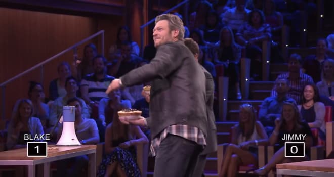 Blake Shelton, Jimmy Fallon, Tonight Show