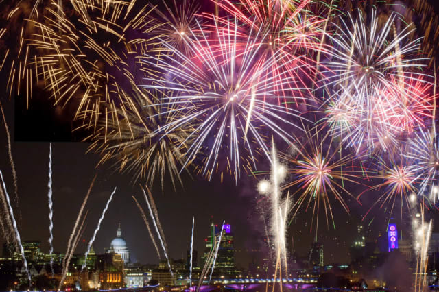 Where to find the best fireworks displays in the UK