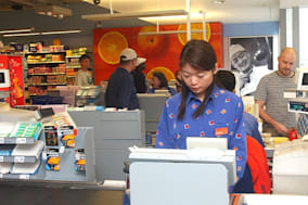 Sainsbury's - Minutes Silence