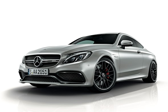 Mercedes-AMG C 63 coupe