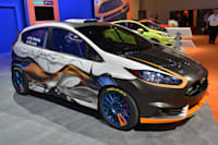 Ice 9 Ford Fiesta ST rally
