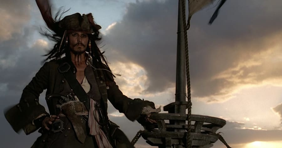 (Almost) Every Reference to the Pirates of the Caribbean Ride in the Movies