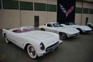 C1, C2 and C3 Corvettes