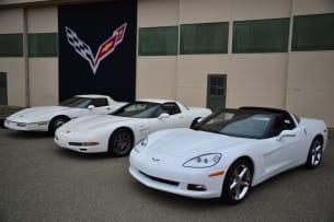 C4, C5 and C6 Corvettes