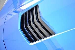 2014 Chevy C7 Corvette Stingray hood vent