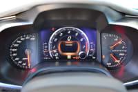 2014 Chevy C7 Corvette Stingray digital gauge cluster