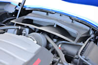 2014 Chevy C7 Corvette Stingray air inlet