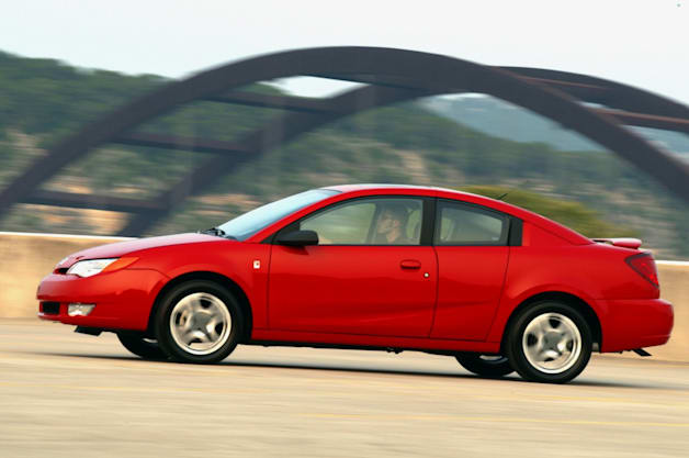 Saturn Ion - Red profile