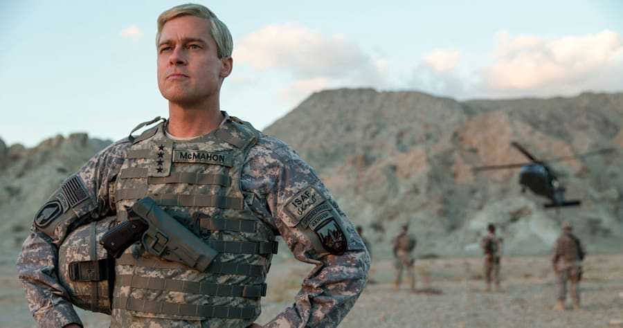 Director David Michôd on Why Netflix's 'War Machine' Could Never Be Made at a Studio