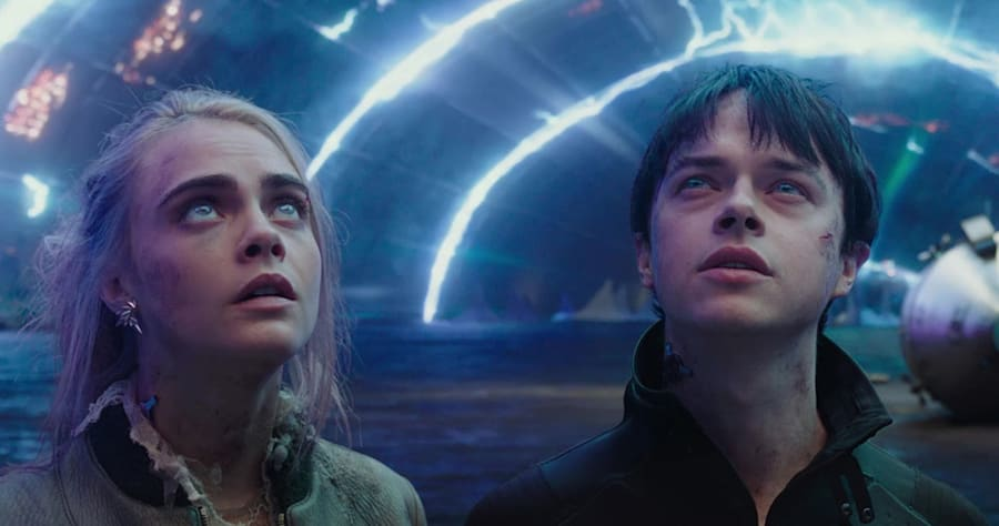 Luc Besson Can't Find All the 'Fifth Element' Easter Eggs in 'Valerian'