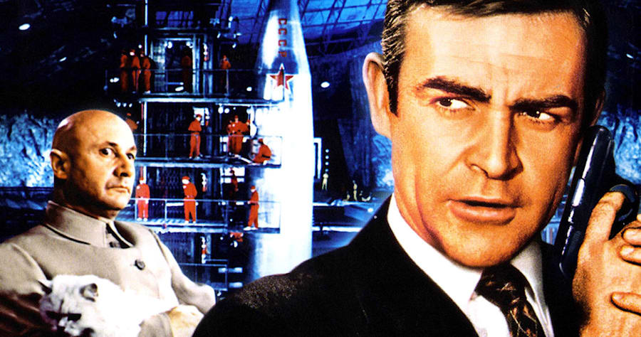 16 Things You Never Knew About James Bond Classic 'You Only Live Twice'