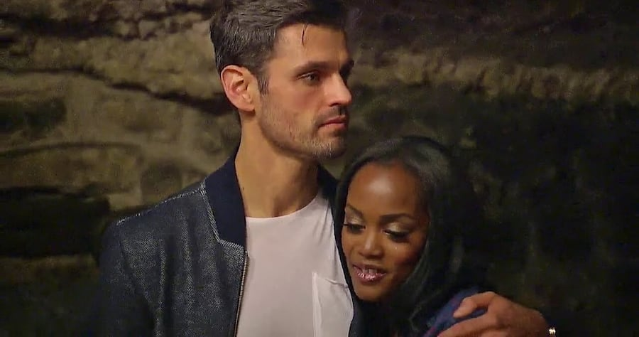 Bachelorette Rachel Clarifies Chopped Screwed Engagement Talk With Peter