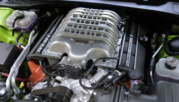 2015 Dodge Challenger Srt Hellcat First Drive W Videos