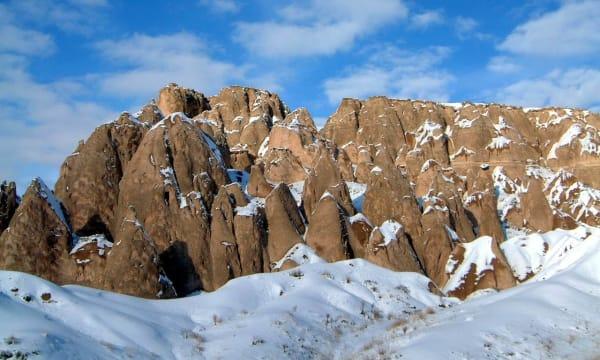 Winter - Cappadocia, Turkey