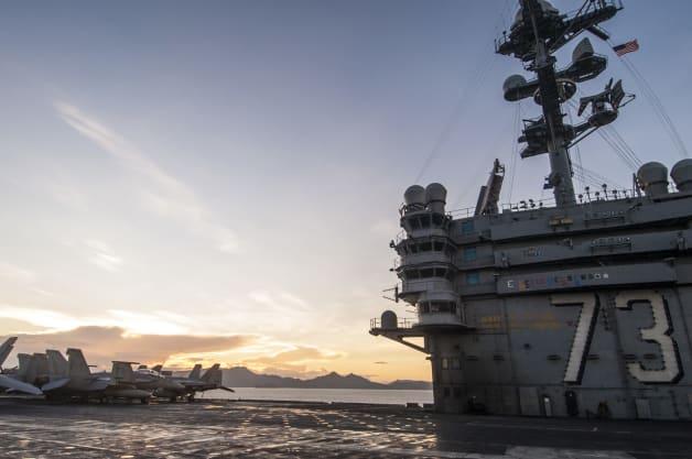 CVN 73 Carrier GW USS George Washington