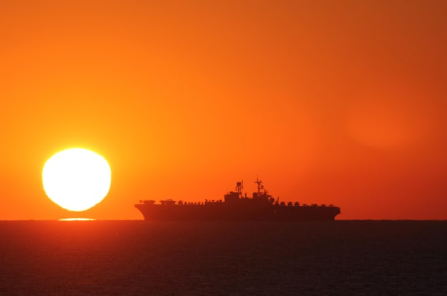 USS Iwo Jima Navy