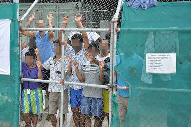 1900 Manus Asylum Seekers In Massive Class Action Against The