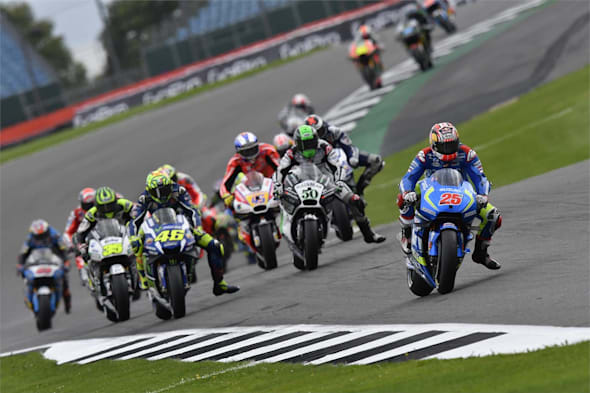 MotoGP2016 British Grand Prix