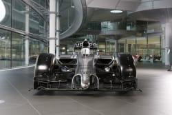 2014 McLaren MP4-29