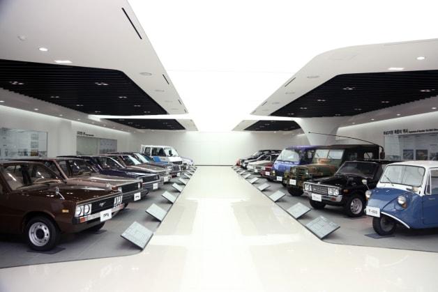 Hyundai-Kia Museum