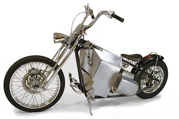 Works Electric Chopper