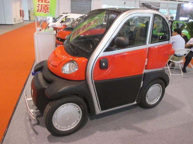 Chinese Low Speed EV