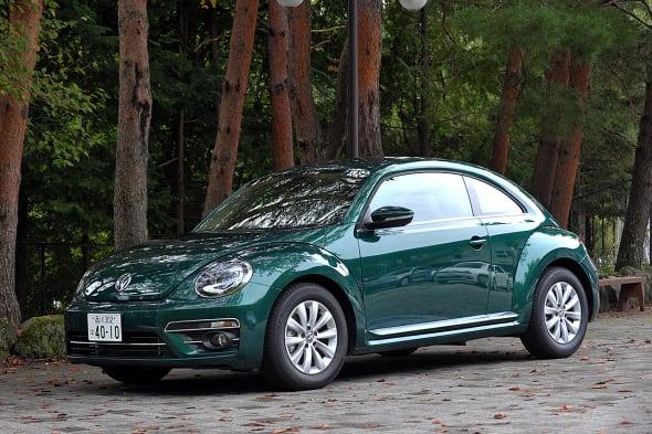 Volkswagen The Beetle Design