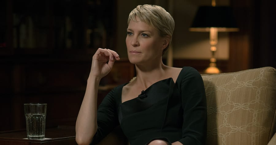 9 Times Claire Underwood Was the Ultimate HBIC