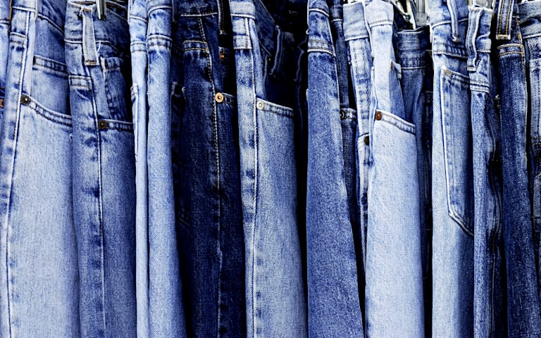 Is denim going out of style?