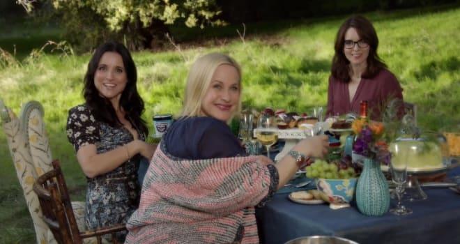 Inside Amy Schumer, Tina Fey, Julia Louis-Dreyfus, Patricia Arquette