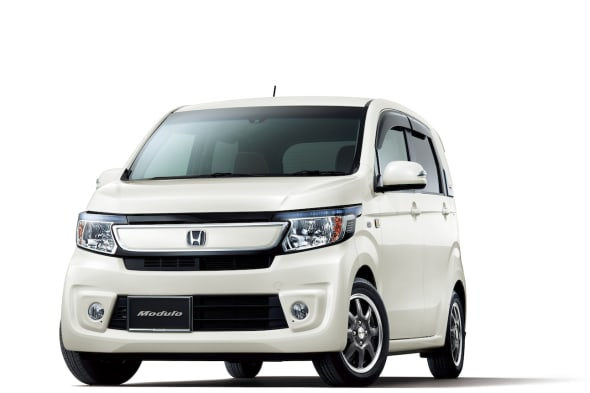 HONDA Tokyo AutoSalon2015 with  NAPAC