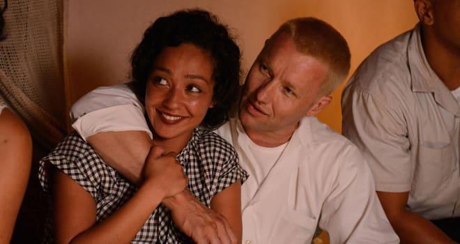 Joel Edgerton, Ruth Negga in LOVING