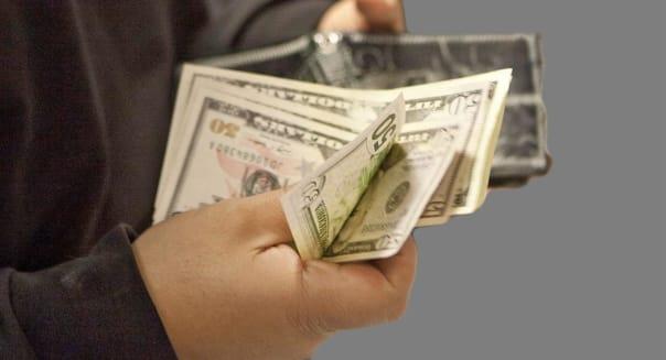 cash versus credit cards