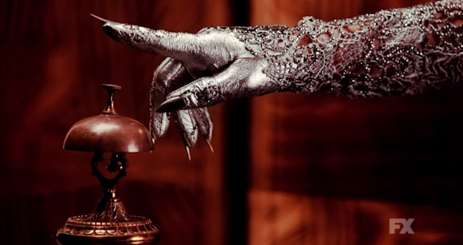 AHS hotel, lady gaga, american horror story