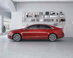 2015 Lincoln MKZ Black Label