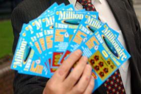 Scratchcard Winner