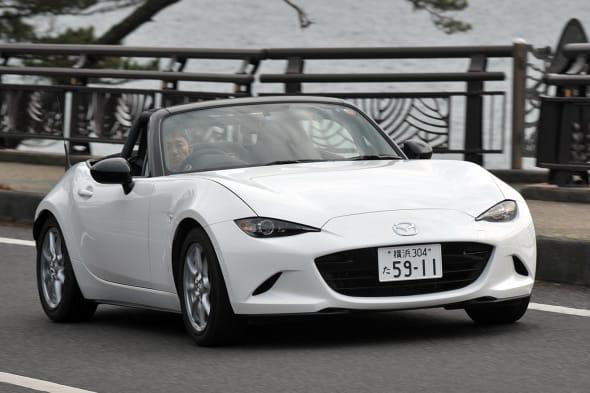 mazda roadster kagoshima