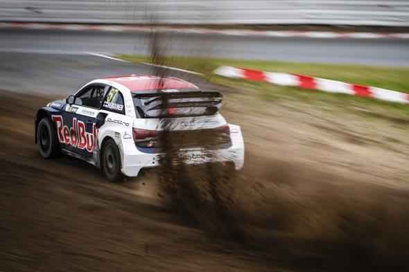 2016 FIA World RX Rallycross Championship, Buxtehude, Germany