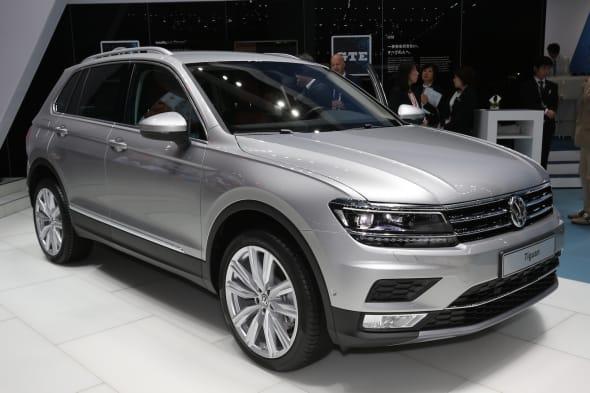TMS2015 Volkswagen Tiguan
