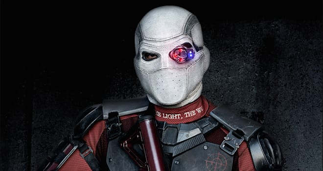deadshot, will smith, suicide squad