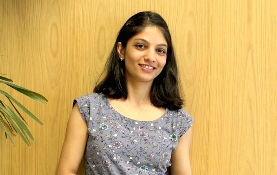 GA student Pranati Vyas used a 12-week intensive course to land a job as a software engineer after being...