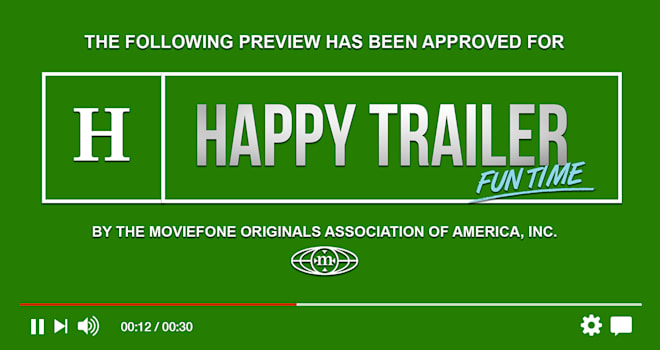happy trailer fun time key art