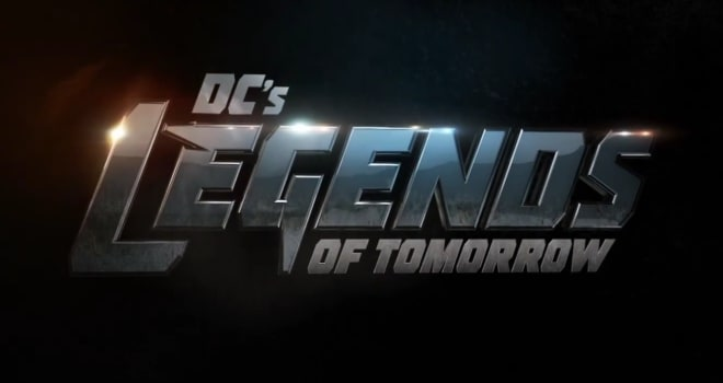 dc's legends of tomorrow logo