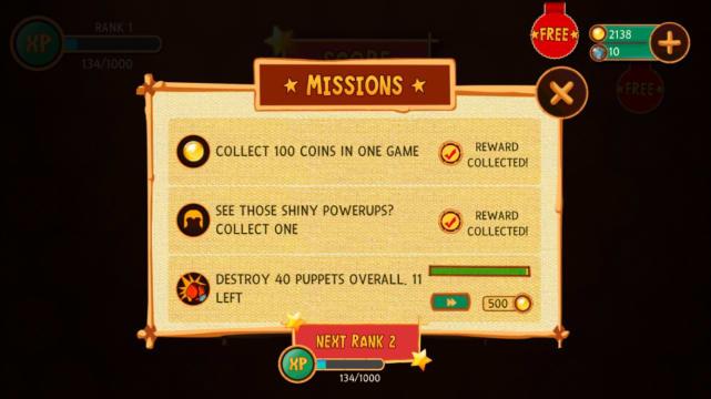 Puppet Punch screenshot